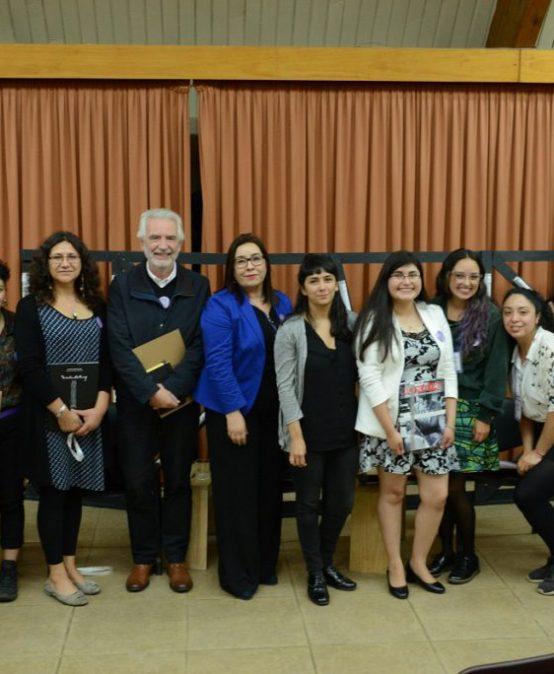 Farcodi y Asamblea de Mujeres UBB organizaron seminario sobre equidad de género